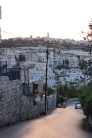 East Jerusalem Morning