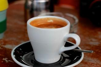 Wellington is famous for it's cool coffee scene