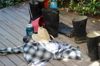 Work clothes meltdown