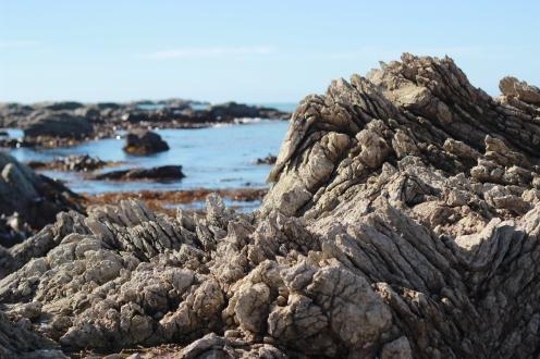 Limestone patterns